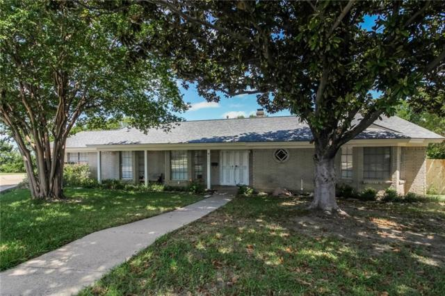 4501 Raintree Court, Fort Worth, TX 76103 (MLS #14117137) :: RE/MAX Town & Country