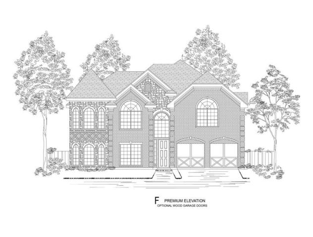 1412 Baynes Drive, Mckinney, TX 75071 (MLS #14117151) :: The Heyl Group at Keller Williams