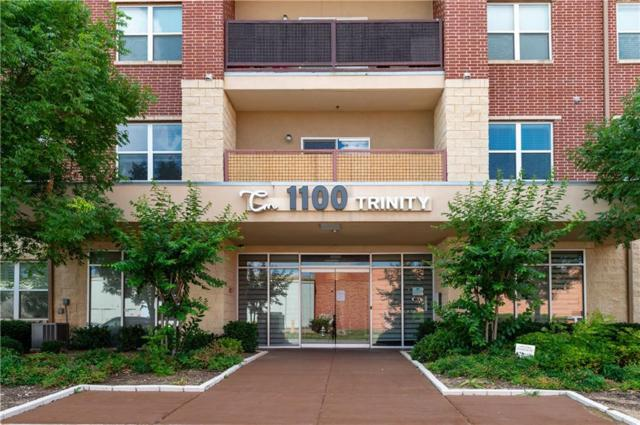 1100 N Trinity Mills Road #3028, Carrollton, TX 75006 (MLS #14117160) :: Team Hodnett
