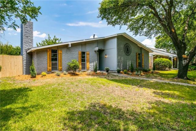 1509 Carnation Drive, Lewisville, TX 75067 (MLS #14117161) :: RE/MAX Town & Country