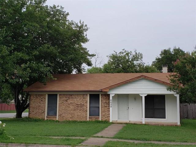6628 Brookdale Drive, Watauga, TX 76148 (MLS #14117163) :: Kimberly Davis & Associates