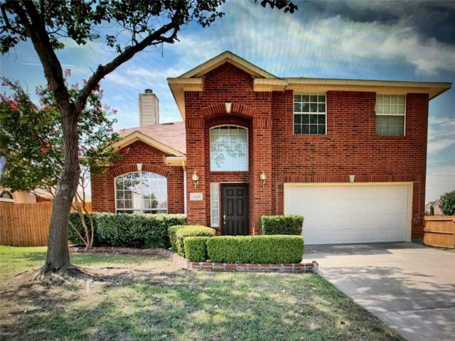 4428 Heath Court, Plano, TX 75024 (MLS #14117171) :: Tenesha Lusk Realty Group