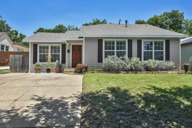 3916 Dexter Avenue, Fort Worth, TX 76107 (MLS #14117200) :: The Heyl Group at Keller Williams