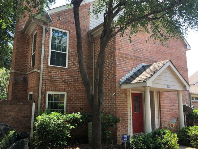 4050 Frankford Road #202, Dallas, TX 75287 (MLS #14117214) :: All Cities Realty