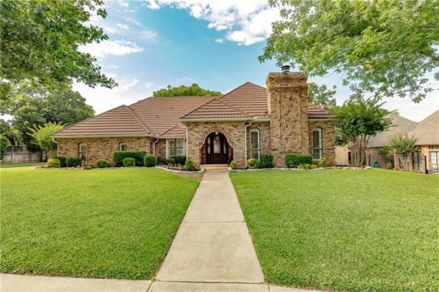 1410 Plantation Drive N, Colleyville, TX 76034 (MLS #14117264) :: RE/MAX Town & Country