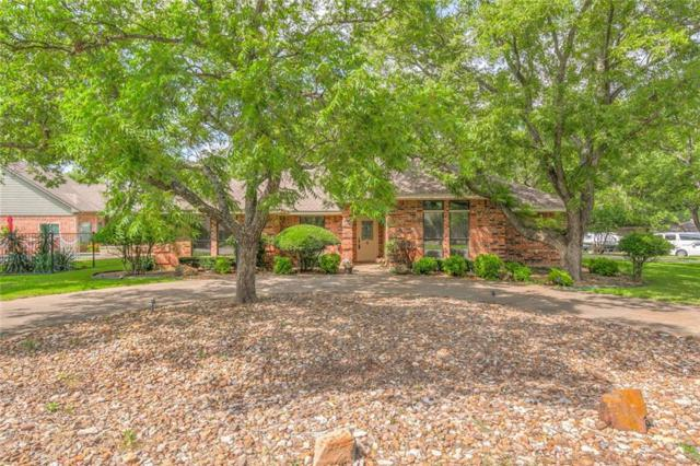 6016 Melrose Circle, Granbury, TX 76049 (MLS #14117286) :: Kimberly Davis & Associates