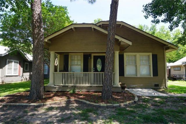 907 W College Street, Sherman, TX 75092 (MLS #14117297) :: The Heyl Group at Keller Williams