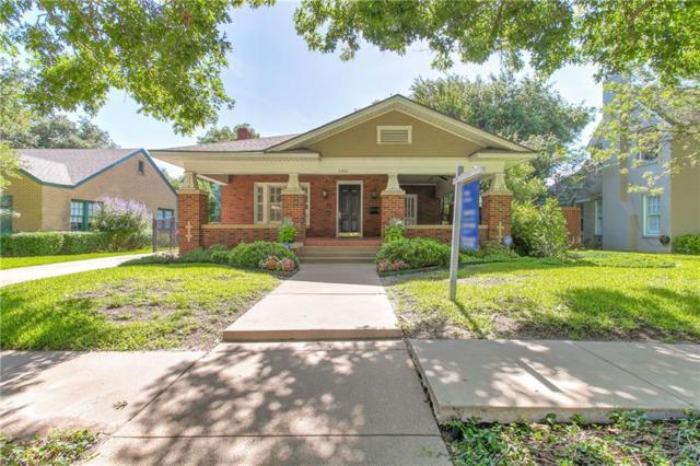 1301 Clover Lane, Fort Worth, TX 76107 (MLS #14117320) :: The Heyl Group at Keller Williams