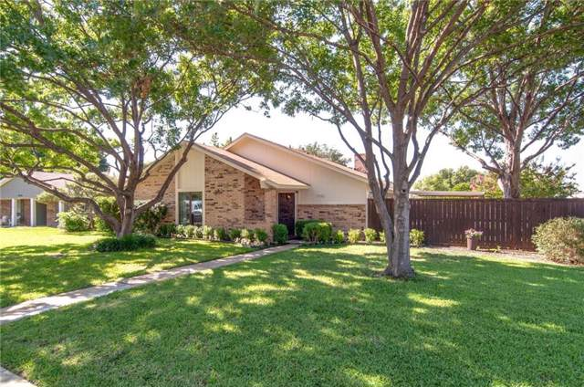 1412 Blake Drive, Richardson, TX 75081 (MLS #14117324) :: Camacho Homes