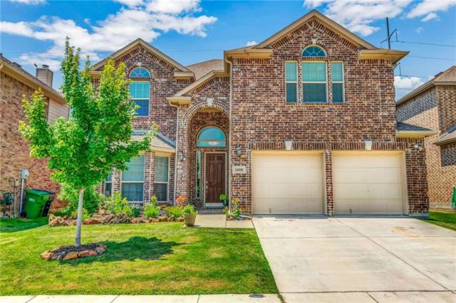 14008 Blueberry Hill Drive, Little Elm, TX 75068 (MLS #14117339) :: The Chad Smith Team