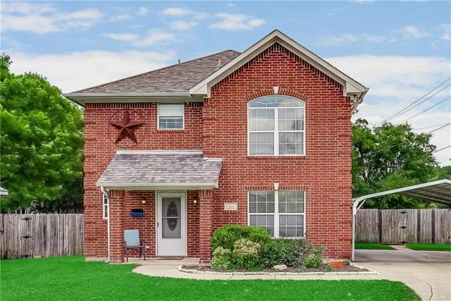 500 W Lampasas, Ennis, TX 75119 (MLS #14117363) :: RE/MAX Town & Country