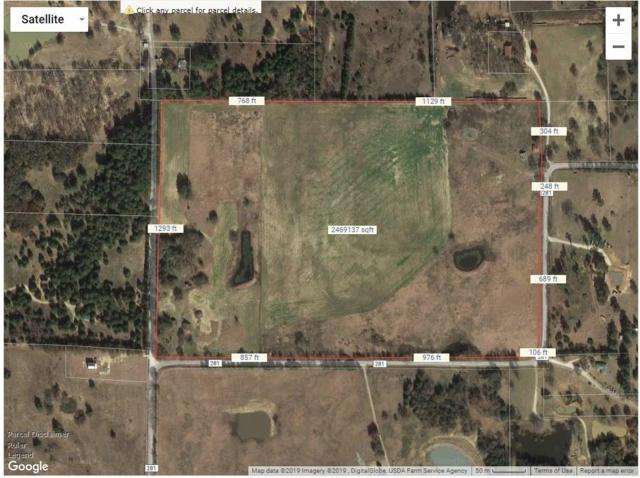 000 County Rd 281, Gainesville, TX 76240 (MLS #14117403) :: The Heyl Group at Keller Williams