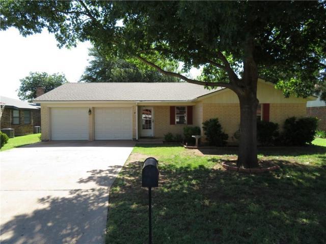 2241 Brenda Lane, Abilene, TX 79606 (MLS #14117406) :: The Heyl Group at Keller Williams