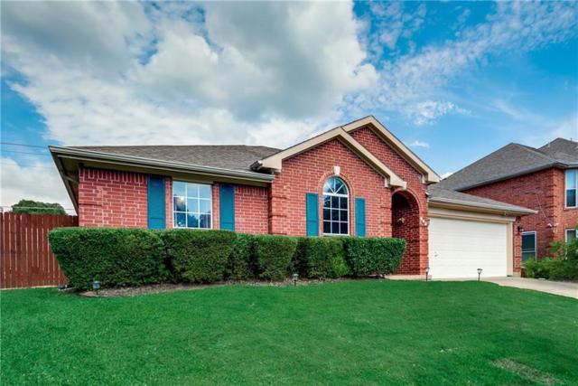 603 Pine Meadow Court, Arlington, TX 76012 (MLS #14117418) :: The Heyl Group at Keller Williams