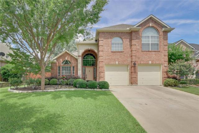 8 Roosevelt Court, Mansfield, TX 76063 (MLS #14117442) :: RE/MAX Town & Country