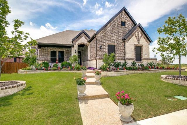 805 Lazy Brooke Drive, Rockwall, TX 75087 (MLS #14117450) :: The Heyl Group at Keller Williams