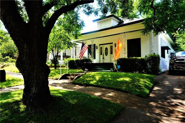 1227 W Main Street, Denison, TX 75020 (MLS #14117495) :: The Heyl Group at Keller Williams