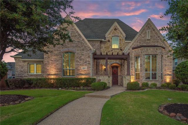 1813 Olney Drive, Allen, TX 75013 (MLS #14117504) :: The Rhodes Team