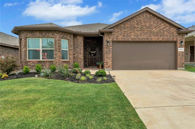 3933 Kennedy Ranch Road, Fort Worth, TX 76262 (MLS #14117531) :: The Heyl Group at Keller Williams