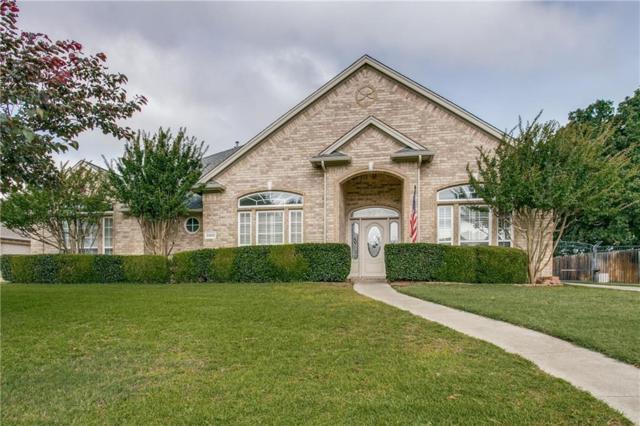 3303 Oak Run Lane, Mansfield, TX 76063 (MLS #14117538) :: All Cities Realty