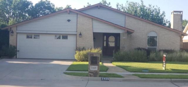 2405 Via Barcelona Street, Carrollton, TX 75006 (MLS #14117555) :: Lynn Wilson with Keller Williams DFW/Southlake