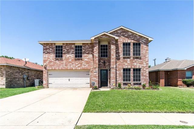 5620 Glenshee Drive, Fort Worth, TX 76135 (MLS #14117573) :: The Heyl Group at Keller Williams