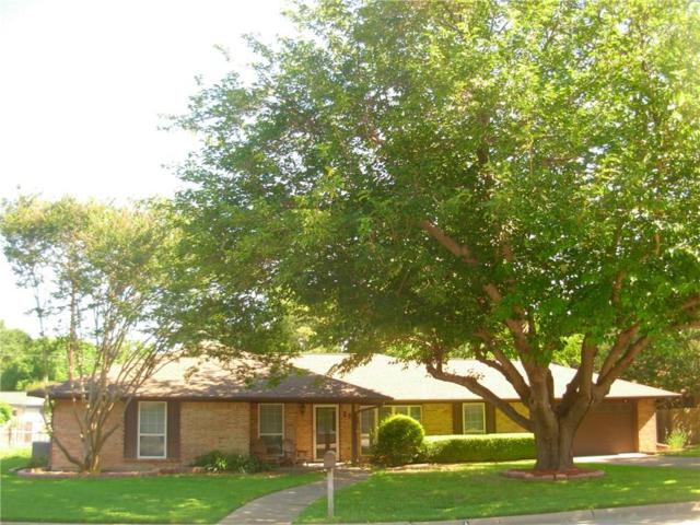 1705 Timbercreek Road, Benbrook, TX 76126 (MLS #14117583) :: RE/MAX Town & Country