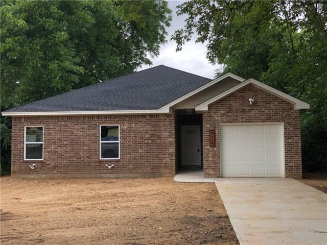 715 Turner Street, Cleburne, TX 76033 (MLS #14117612) :: RE/MAX Town & Country