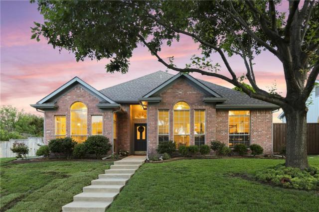 10005 Burgundy Drive, Frisco, TX 75035 (MLS #14117627) :: The Heyl Group at Keller Williams