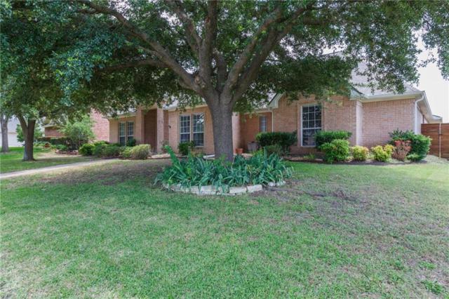 512 Shannon Drive, Rockwall, TX 75087 (MLS #14117671) :: Kimberly Davis & Associates