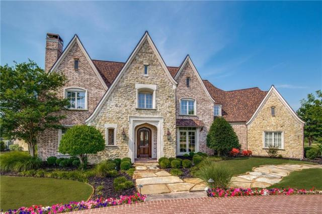 2600 Lakeview Court, Prosper, TX 75078 (MLS #14117687) :: All Cities Realty