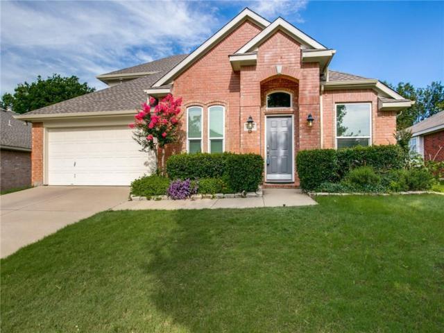 1404 Carriage Lane, Keller, TX 76248 (MLS #14117689) :: The Heyl Group at Keller Williams