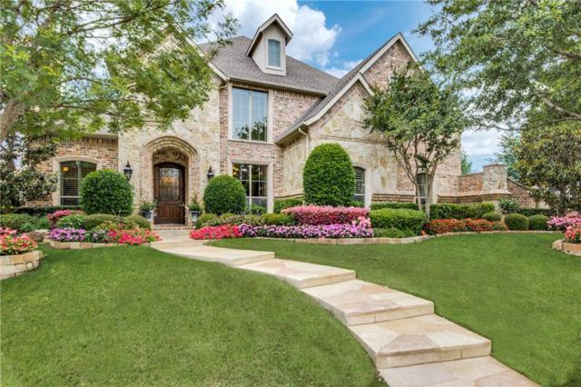 6393 Sweeney Trail, Frisco, TX 75034 (MLS #14117708) :: Hargrove Realty Group