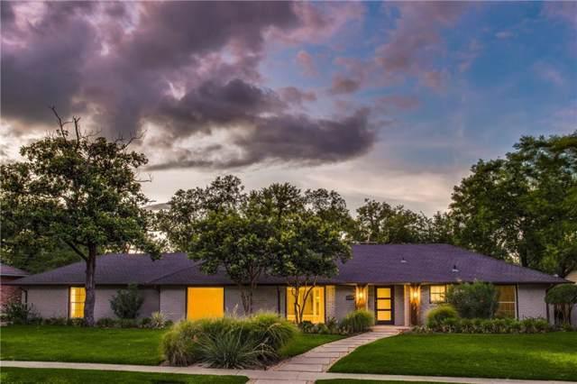 7229 Yamini Drive, Dallas, TX 75230 (MLS #14117714) :: Frankie Arthur Real Estate