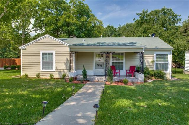1701 Glenwick Drive, Fort Worth, TX 76114 (MLS #14117723) :: RE/MAX Town & Country