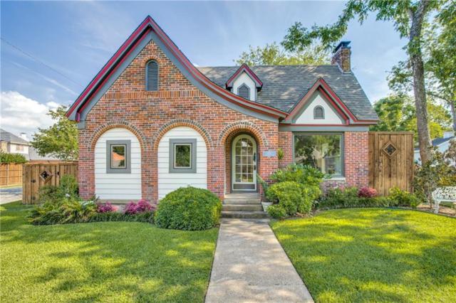 802 Thomasson Drive, Dallas, TX 75208 (MLS #14117820) :: Van Poole Properties Group