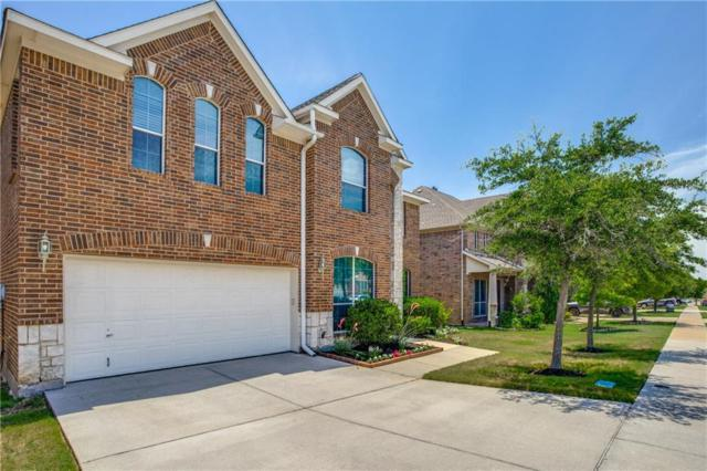 9836 Crawford Farms Drive, Fort Worth, TX 76244 (MLS #14117822) :: Hargrove Realty Group