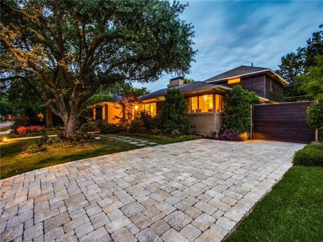 5302 Edmondson Avenue, Dallas, TX 75209 (MLS #14117873) :: The Real Estate Station