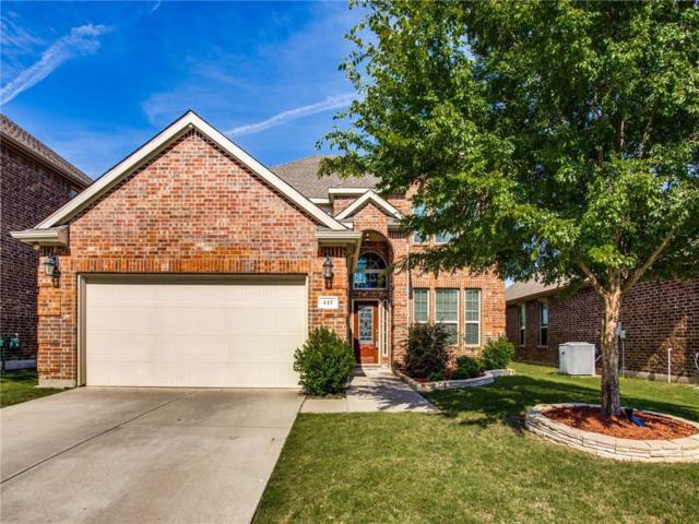 417 Hideaway Road, Mckinney, TX 75072 (MLS #14117884) :: The Heyl Group at Keller Williams