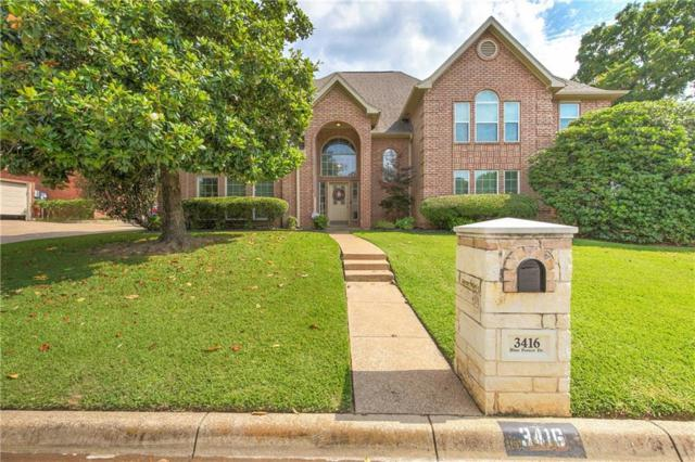 3416 Blue Forest Drive, Arlington, TX 76001 (MLS #14117896) :: RE/MAX Town & Country