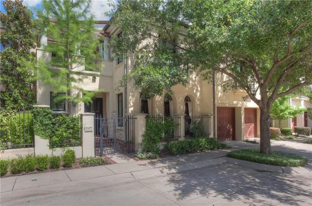 1129 Picasso Drive, Fort Worth, TX 76107 (MLS #14117913) :: The Heyl Group at Keller Williams