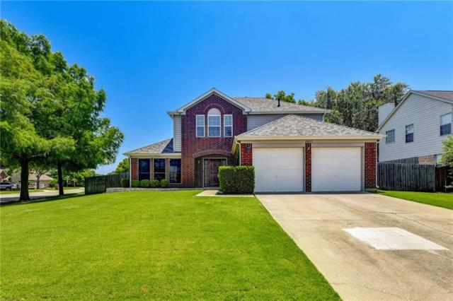 2736 Silver Maple Court, Flower Mound, TX 75028 (MLS #14117918) :: Hargrove Realty Group
