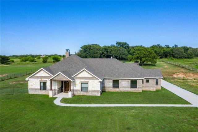 1095 County Road 3591, Paradise, TX 76073 (MLS #14117923) :: The Heyl Group at Keller Williams