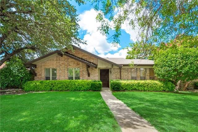 3230 Castle Rock Lane, Garland, TX 75044 (MLS #14117983) :: RE/MAX Town & Country