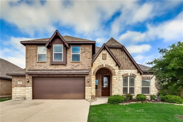 835 Silverthorne Drive, Burleson, TX 76028 (MLS #14118007) :: The Heyl Group at Keller Williams