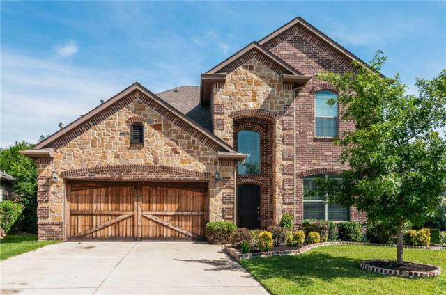 4433 Paula Ridge Court, Fort Worth, TX 76137 (MLS #14118010) :: RE/MAX Town & Country