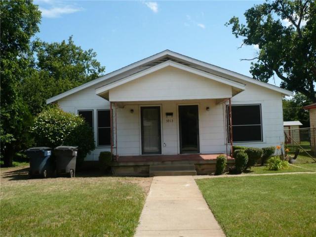 5913 Goodman Avenue, Fort Worth, TX 76107 (MLS #14118045) :: The Heyl Group at Keller Williams