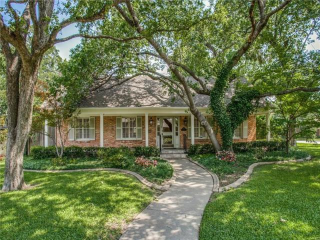 5373 Southern Avenue, Dallas, TX 75209 (MLS #14118054) :: The Heyl Group at Keller Williams