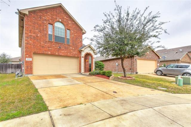 6852 Legato Lane, Fort Worth, TX 76134 (MLS #14118095) :: RE/MAX Town & Country
