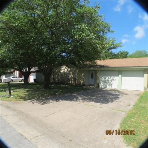 6820 Margaret Drive, Forest Hill, TX 76140 (MLS #14118101) :: RE/MAX Town & Country